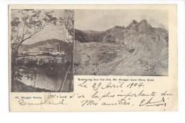 14570 - Quarrying Out The Ore Mt Morgan Gold Mine Queensland - Australia