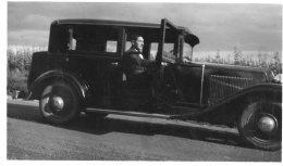 V3543 Photo Automobile à Identifier - Non Classificati