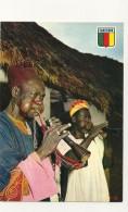 République Fédérale Du Cameroun. Musiciens Au Village. Photo HOA-Qui 5658. IRIS - Cameroun