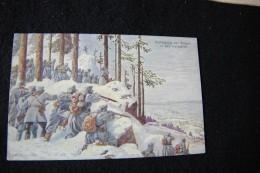 A299 - Verfolgung Der Russen In Den Karpathen - Rotes Kreuz Kriegsfürsorgeamt Kriegshilfsbüro Nr. 105 - Weltkrieg 1939-45