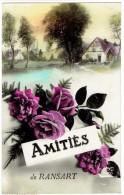 Ransart. Amitiés De Ransart. **** - Charleroi