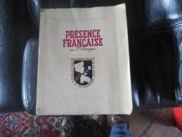 R. JOUANNEAU-IRRIERA CLAUDE ALBERT MOREAU- 1949- PRESENCE FRANCAISE EN ALLEMAGNE - Frans