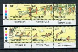 Tokelau - Nahrungsmittelbeschaffung 1989 (**/MNH) - Tokelau
