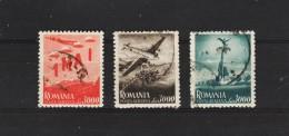 1947 - 1 MAI (AERIENS) Mi No 1062/1064 Et Yv No P.A. 39/41 - Usado