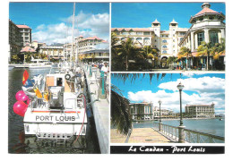 Mauritius - Ile Maurice - Port Louis - Le Caudan - Nice Stamp - Mauritius