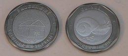 Guinée (Conakry) 25000 Francs 2013 Original Bimetal Animal - Guinea