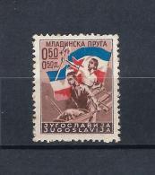 YUG04) YUGOSLAVIA 1946 Issues For Fed.Rep. N. B138 MNH - 1945-1992 Repubblica Socialista Federale Di Jugoslavia