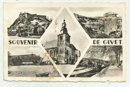 SOUVENIR DE GIVET  NV  FP - Givet