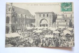 C.V. - 356 - ROUEN - Marché Place De La Haute-Vieille Tour - Rouen