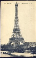 #F903. France 1927. Postcard. Tour Eiffel. Used - France