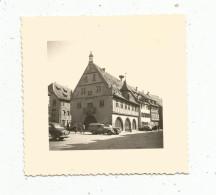 Photographie 8 X 8 , OBERNAI , Au Pied Du MONT SAINTE ODILE , 1957 - Places