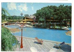 HOTEL SHANGRI LA' ORSETTI - ROMA EUR - VG 1970 FG - C819 - Roma