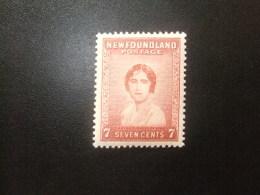 NEWFOUNDLAND TERRANOVA TERRE NEUVE 1932 Queen Mother Yvert Nº 177 * MH - SG 226 * MH - Newfoundland