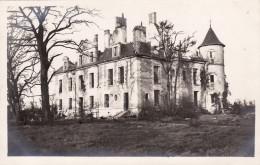 CP Photo 14-18 VILLE-EN-WOEVRE - Le Château D'HANNONCELLES ?? (A142, Ww1, Wk 1) - Non Classés