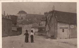 CP Photo 14-18 SAINT-MIHIEL - Une Rue (A142, Ww1, Wk 1) - Saint Mihiel