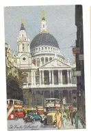 (9142-00) London - Saint Paul's Cathedral - St. Paul's Cathedral