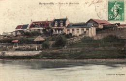 78 Gargenville Ferme De Monthalet Colorisée - Gargenville