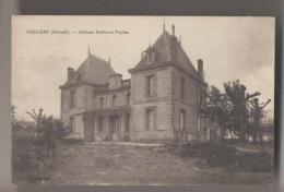 CAILLEAU - Le Château Bellevue Peybas - France