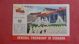 General Friendship In Ecuador==-ref 2211 - Ecuador