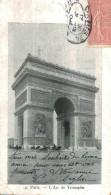 ARC DE TRIOMPHE.L'arc De Triomphe - Arc De Triomphe