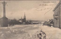 SUNDSVALL-Skepparegatan  1909... - Zweden