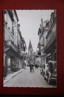BRIVE - La Rue TOULZAC Et Eglise St MARTIN - Brive La Gaillarde