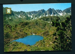 ANDORRA  -  Lake D'els Pessons  Unused Postcard - Andorra