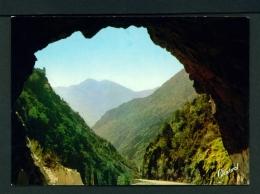 ANDORRA  -  La Massana  Tunnel Of St Antony  Unused Postcard - Andorra