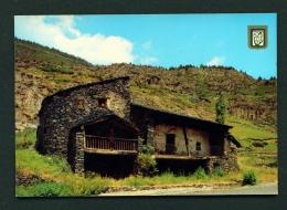 ANDORRA  -  El Tarter  Typical House  Unused Postcard - Andorra