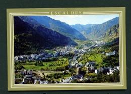 ANDORRA  -  Escaldes  Unused Postcard - Andorra