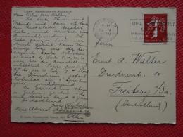 Swisse Switzerland 1939 Luzern Nice Stamp + Timbre Daguin - Posta