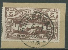 Oberschlesien REINERSDORF 27 Auf Briefstück (OS1169) - Deutschland