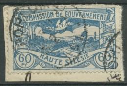 Oberschlesien POHLOM 23 Auf Briefstück (OS1087) - Deutschland