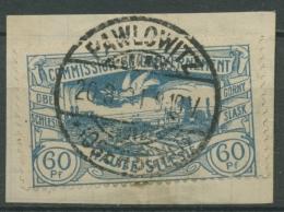 Oberschlesien PAWLOWITZ 23 Auf Briefstück (OS1054) - Deutschland