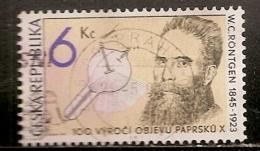TCHEQUIE     N°  91  OBLITERE - Tschechische Republik