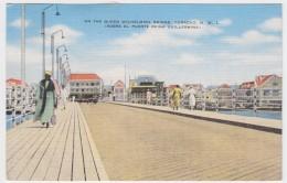 Curacao - On The Queen Wilhelmina Bridge - Curaçao