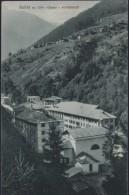 Rabbi (Trento): Chiesa E Stabilimenti - Formato Piccolo Viaggiata 1932 - Trento