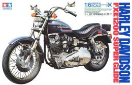 Harley-Davidson FXE1200 Super Glid ( 1/6 Tamiya ) - Motorcycles