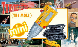 Thunderbirds : Mini The Mole ( Aoshima ) - SF & Robots