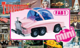 Thunderbirds : Penelope Mini Fab 1 ( Aoshima ) - SF & Robots