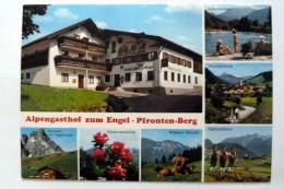 Pfronten - Ostallgäu - Allgäu - Bayern - Alpengasthof Zum Engel - Gaststätte Restaurant - Pfronten
