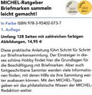 MlCHEL-Ratgeber Briefmarken Sammeln Leicht Gemacht 2014 Neu 15€ Motivation SAMMLER-ABC Für Junge Sammler Oder Alte Hasen - Allemand