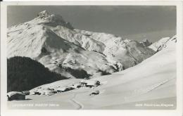 AK 0414  Lechleiten - Warth / Foto Risch Lau Um 1940-50 - Warth