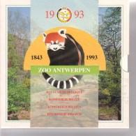 Royaume De Belgique - Fleurs De Coin 1993 - Uncirculated