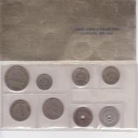 Greek Coins A Collection Complete Set 1926 - Grèce