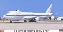 E-4B Advanced Airborne Command Post 1/200 ( Hasegawa ) - Airplanes