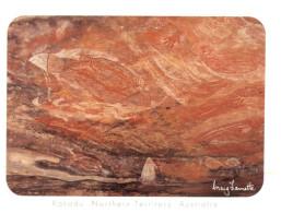 (355) Australia - NT - Kakadu Aboriginal Paintings - Aborigènes
