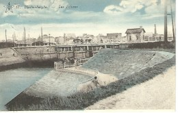 17. BLANKENBERGHE : Les Ecluses - Cachet De La Poste 1926 - Blankenberge