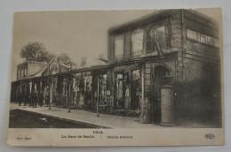 LA GARE DE SENLIS 1914 TAMPON DU 50EME REGIMENT D INFANTERIE 1 ER BATAILLON - Senlis