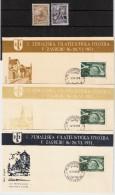 Postfrisch , Mi. 73,- Und 3 FDC  , Nur 10 % Michel ! , #4 - 1945-1992 Socialist Federal Republic Of Yugoslavia